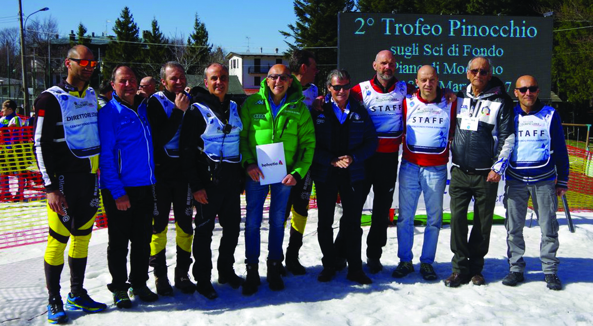 2° Trofeo Pinocchio Sci Fondo, DAY 1: online le classifiche